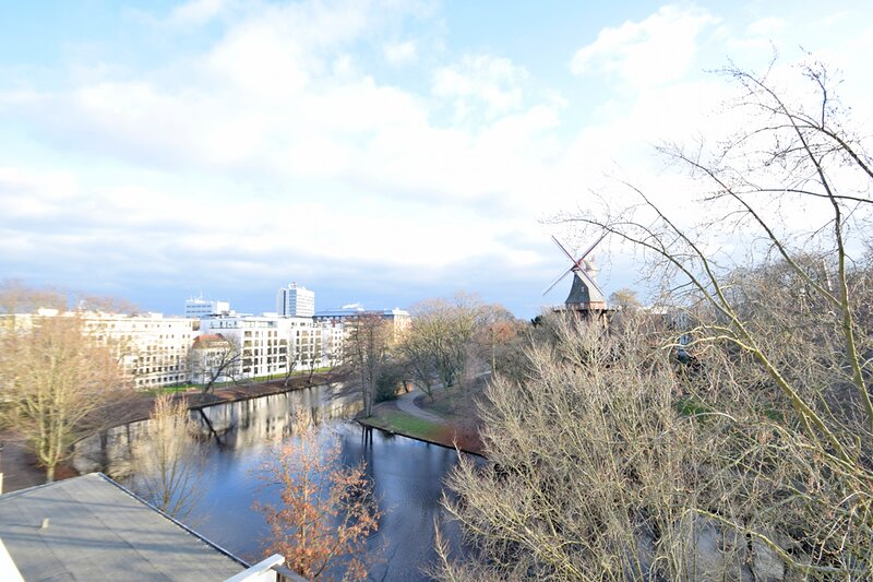 Wohnung mit Traumhaften echtem Blick!, holiday rental in Worpswede