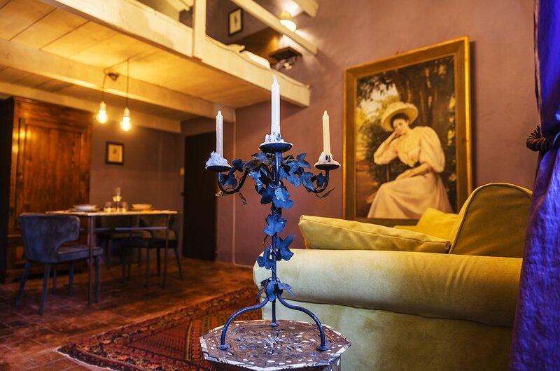 borgo Tolomei: il Granary, la piccola perla romantica affacciata sui boschi, vacation rental in Sovicille