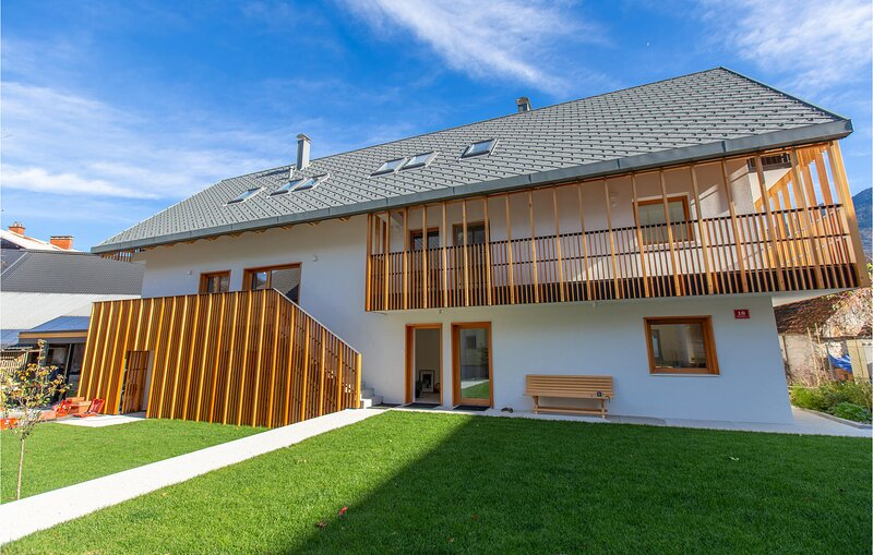 Stunning home in Bohinjska Bystrica with Sauna, WiFi and 4 Bedrooms (SGR030), holiday rental in Ribcev Laz
