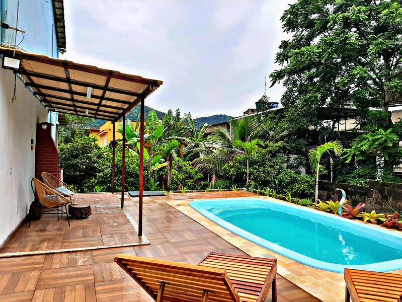 Recanto dos Silva, location de vacances à Lidice