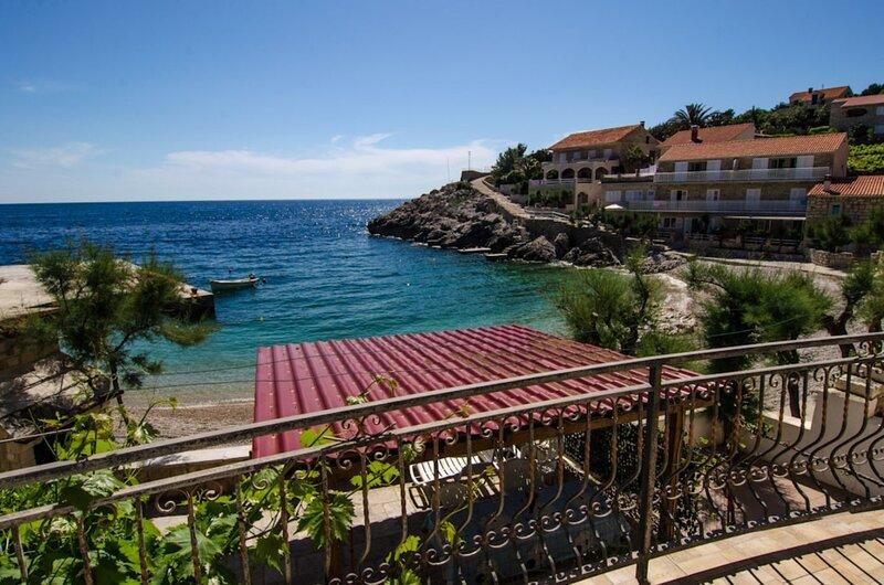 Viki1 - fantastic view, next to the sea H(4+2) - Podobuce, alquiler de vacaciones en Podobuce
