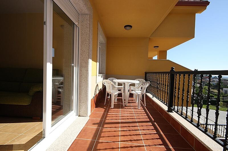 Apartment - 2 Bedrooms with Pool - 101935, Ferienwohnung in Corrubedo
