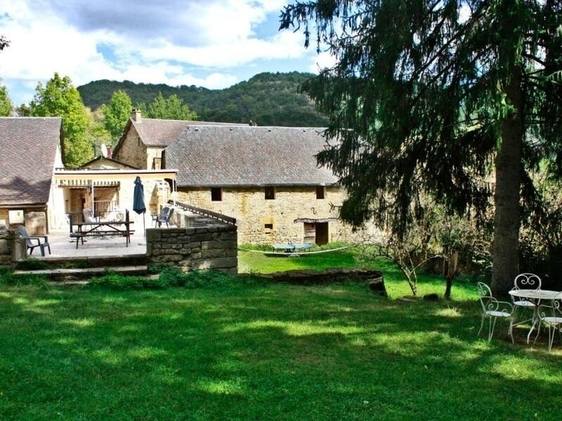 H12G005689, holiday rental in La Canourgue