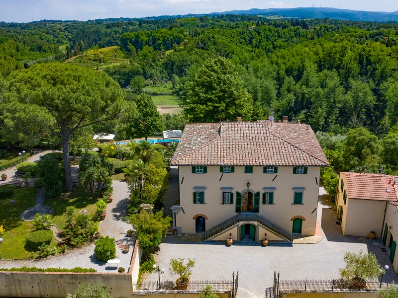 Villa La Guardia Vecchia, holiday rental in Crespina