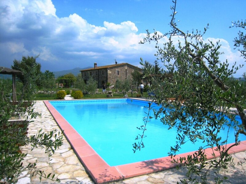 Villa Sul Lago, vacation rental in Pieve di Santa Luce