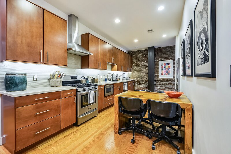 Newly Remodeled Loft in Lower Nob Hill, holiday rental in San Francisco
