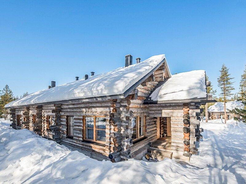 Hillankukka 5, holiday rental in Akaslompolo