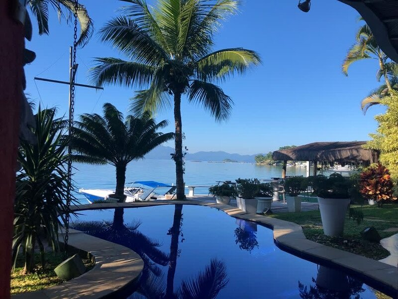 Rustic cosiness in Angra dos Reis - ANG015, holiday rental in Aracatiba