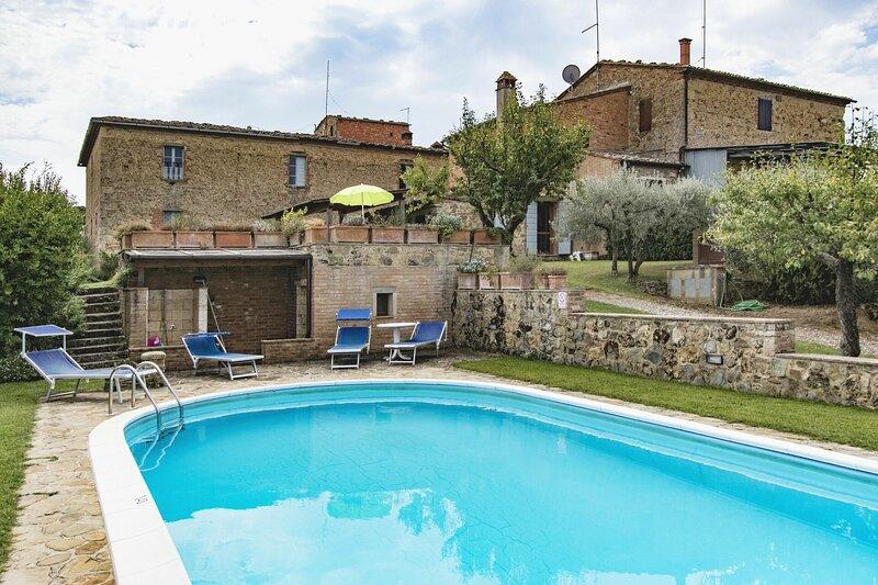 Villa Sul Poggio, holiday rental in Carpineta