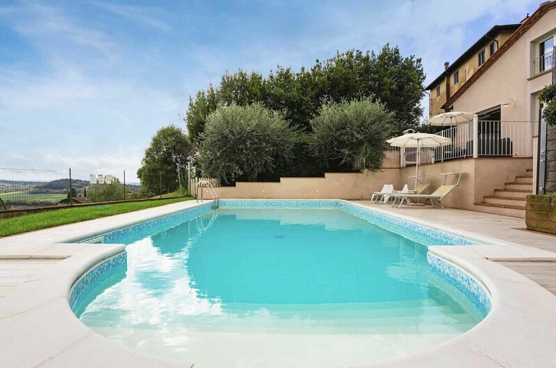 Casa Montefoscoli, holiday rental in Montefoscoli