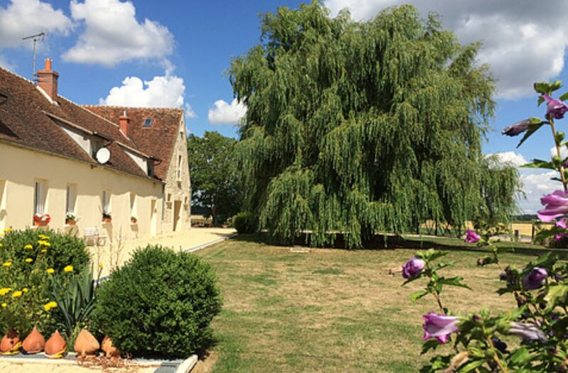 Amazing house with garden & terrace, vacation rental in La Houssaye-en-Brie