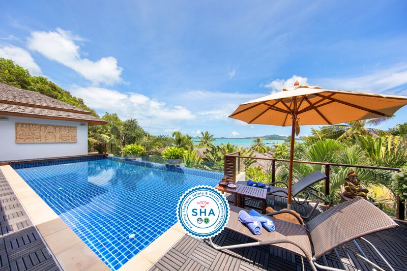 60% OFF | Baan Ratree Stylish Infinity Pool Villa, near beach, holiday rental in Mae Nam