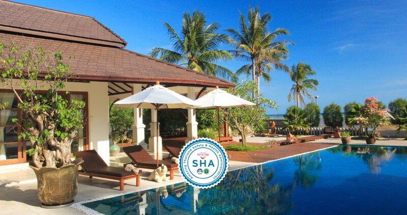 40% OFF Ban Laem Set Beachfront Family Retreat, vacation rental in Laem Set