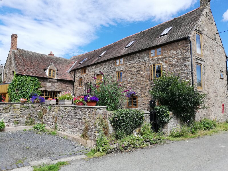 The Gallery, Strefford, holiday rental in Diddlebury