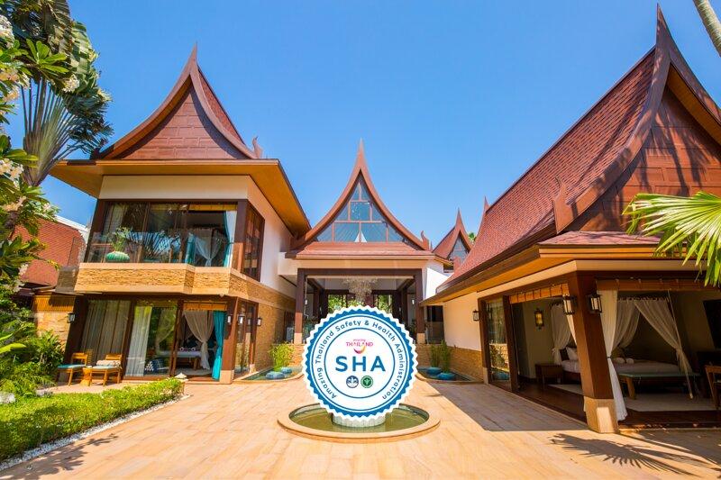 [25% OFF] Baan Tao Talay Superb Tropical Villa, Private Beach, location de vacances à Lipa Noi