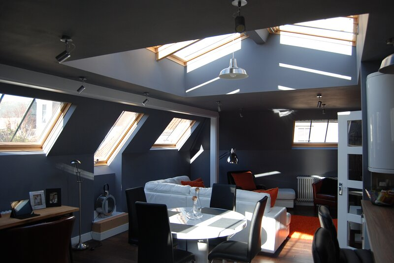 "Remarkable 2-Bed ""Loft"" Apartment in Anstruther, holiday rental in Anstruther"