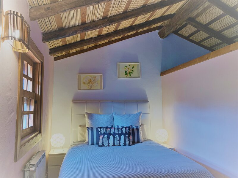 Casa de Campo privada en San Mateo, holiday rental in Pino Santo Alto