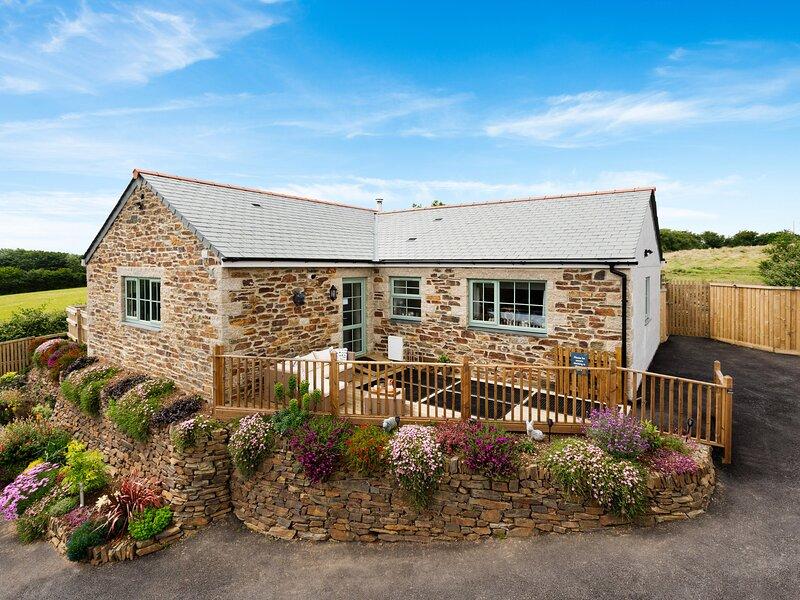 Little Bear Cottage, Truro, casa vacanza a Chacewater