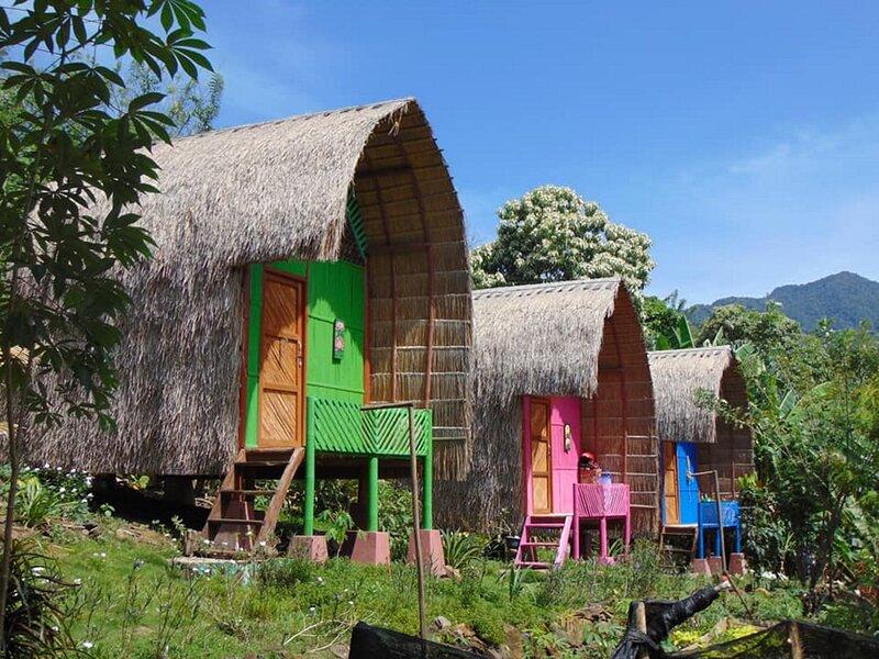 Sten Lodge eco Homestay, holiday rental in Komodo