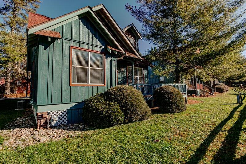 Daisy Cottage, aluguéis de temporada em Flat Rock