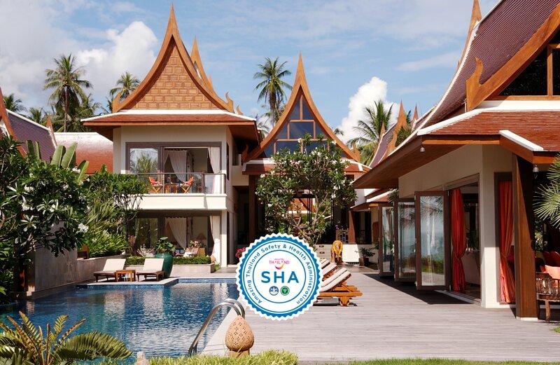 65% OFF | Baan Rattana Thep Luxury Beachfront Villa w/ Jacuzzi, location de vacances à Lipa Noi