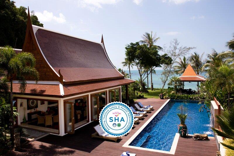[30% OFF] Villa Haineu Beachfront Luxe Villa w/ Jacuzzi, location de vacances à Lipa Noi