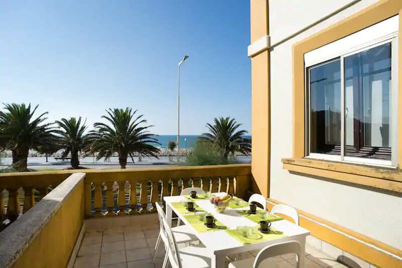 Apartment - 3 Bedrooms with WiFi and Sea views - 109078, casa vacanza a Pasajes