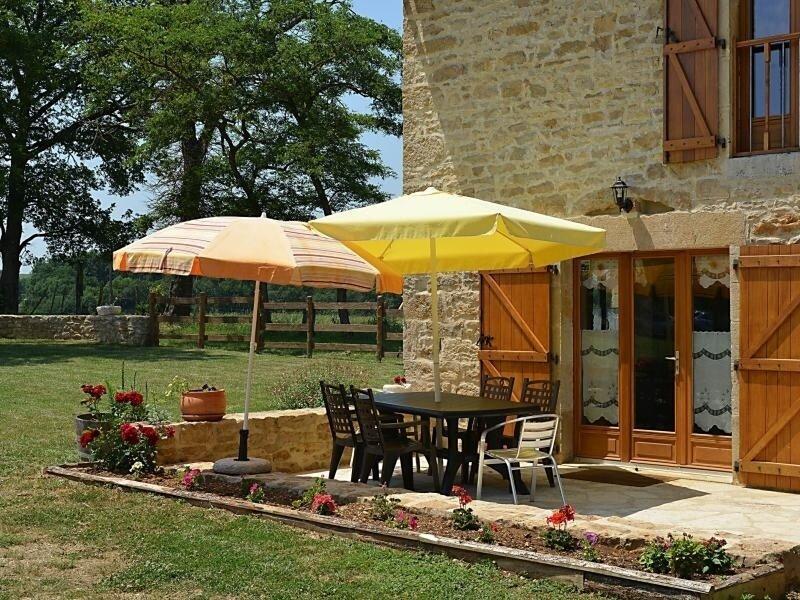 La grange du Soulié, location de vacances à Villeneuve d'Aveyron