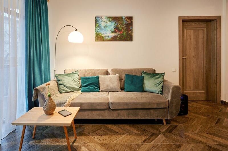 Nuuc Aparthotel 1 Cluj-Napoca, location de vacances à Bontida