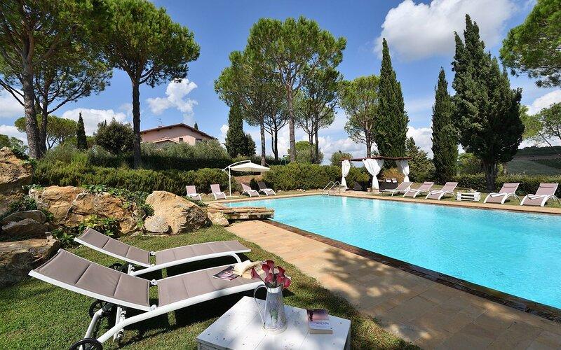 Villa Lavinia, vacation rental in Alberese
