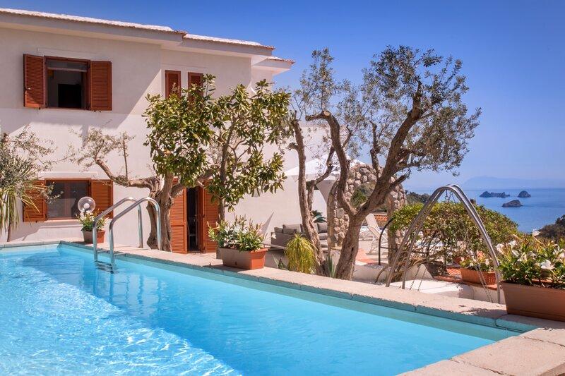 Villa Mistica, holiday rental in Sirenuse