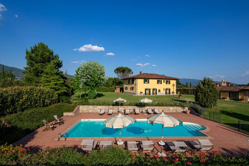 Villa la Cornice, holiday rental in Badia Prataglia
