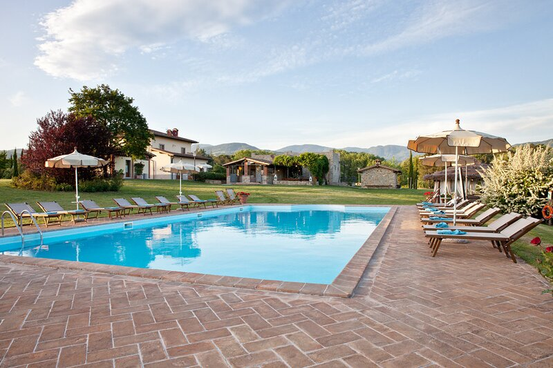 Villa Vitrea, holiday rental in Badia Prataglia