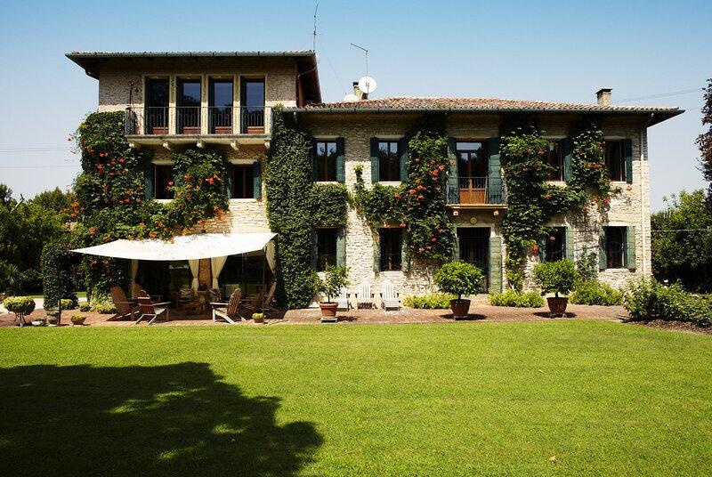 Villa Elisa, holiday rental in Teolo