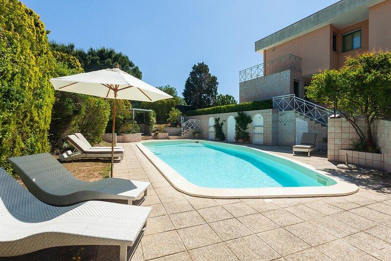 Villa Primavera, vacation rental in Maddalena Spiaggia