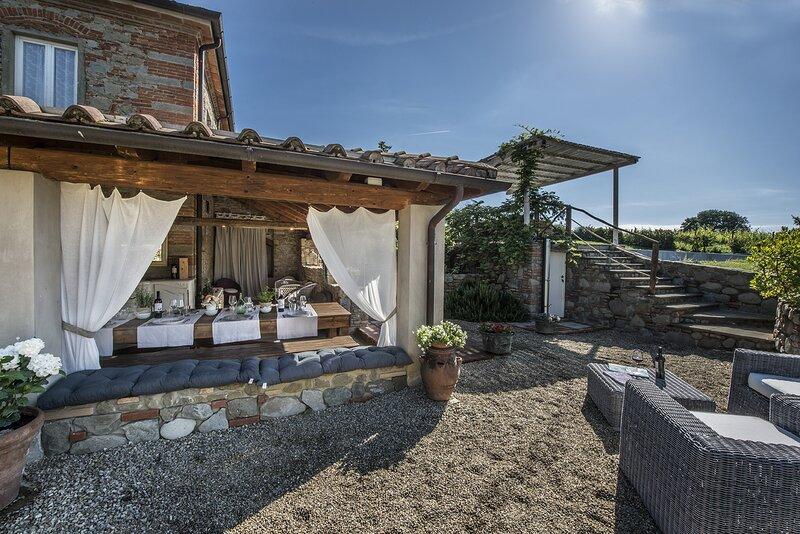 Villa Chianti, location de vacances à San Giustino Valdarno