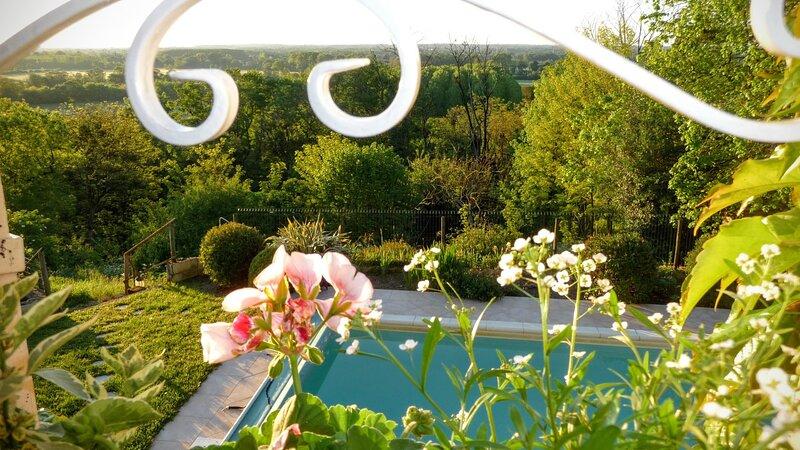 Les Vignes de Charlotte, holiday rental in Saint Martin de Coux