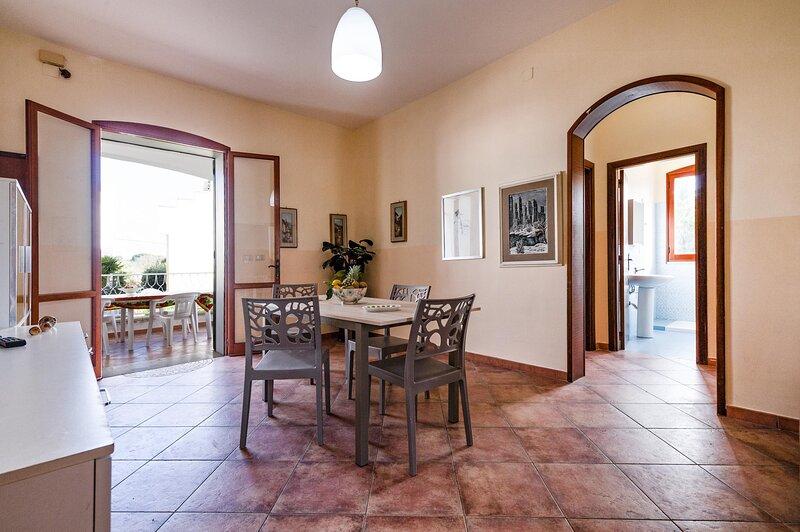 Appartamento Del Sole - Gallipoli, Ferienwohnung in Baia Verde