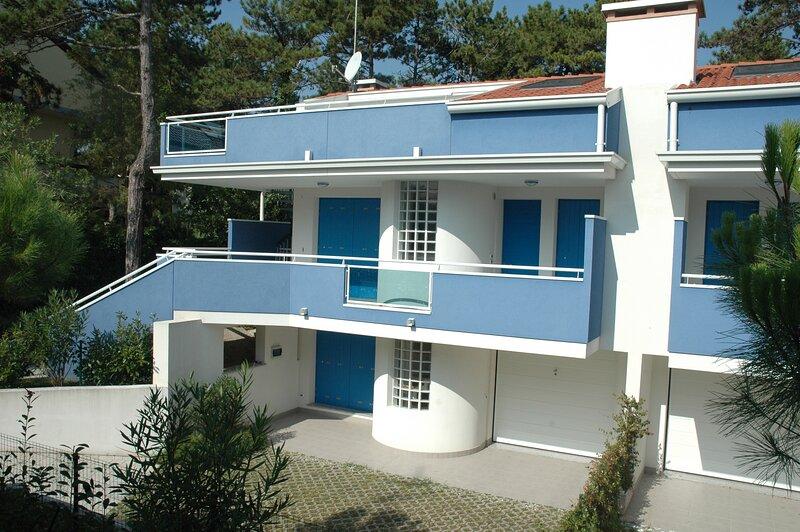 Villa Stellamare, holiday rental in Aprilia Marittima