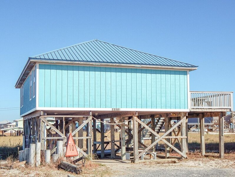 031 Crabby Patty, vacation rental in Dauphin Island