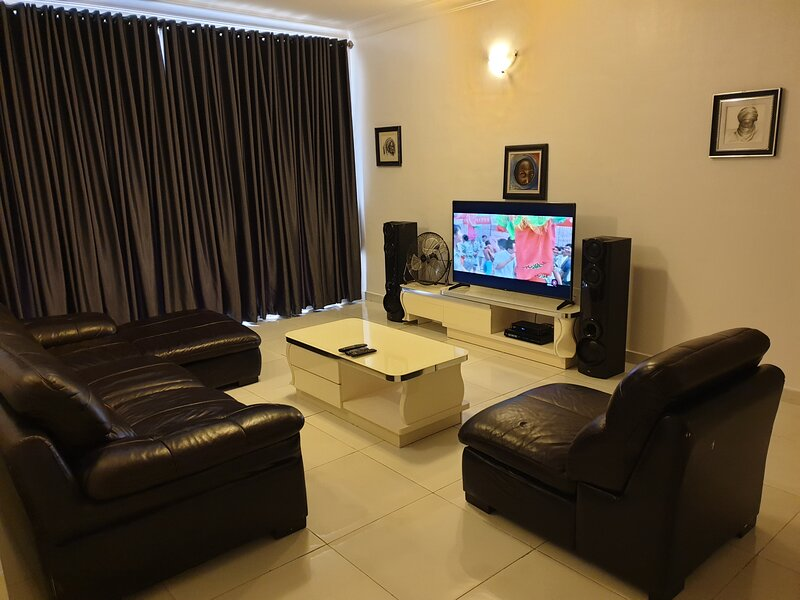 BridgeCloud Serviced Apartments Lekki, holiday rental in Lagos State