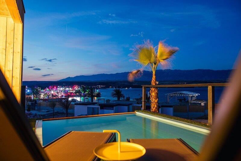 Noa beach party villa, casa vacanza a Kolan