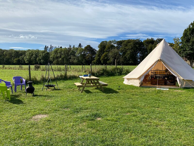 Hill Farm Campsite, location de vacances à Saunderton