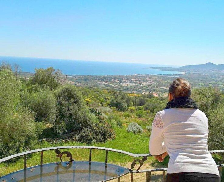 Solaria Villa Luddui L1, casa vacanza a Malamurì