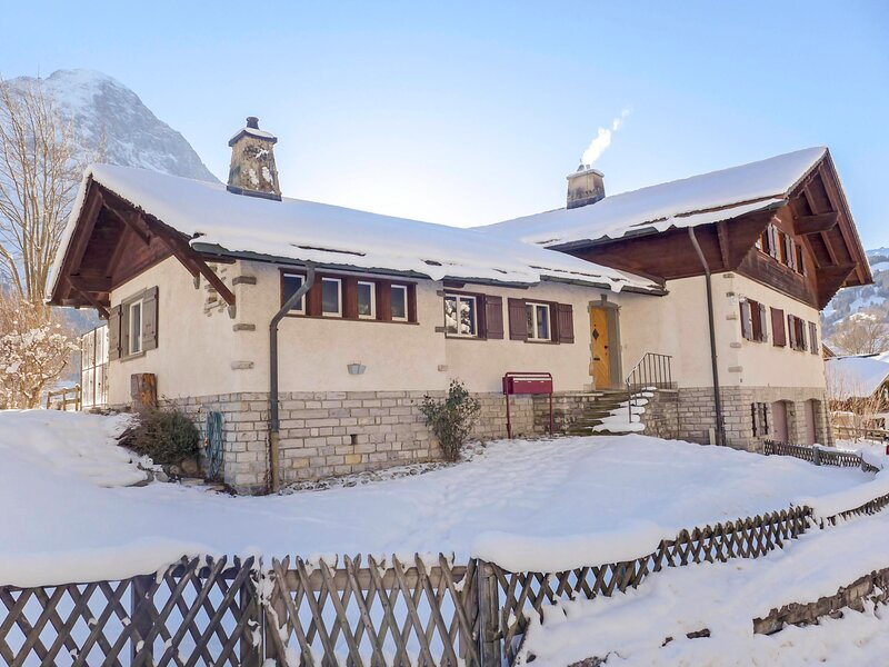 Chalet Jolimont, vacation rental in Grindelwald
