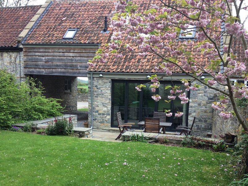 Willow Barn, Shapwick, casa vacanza a Catcott