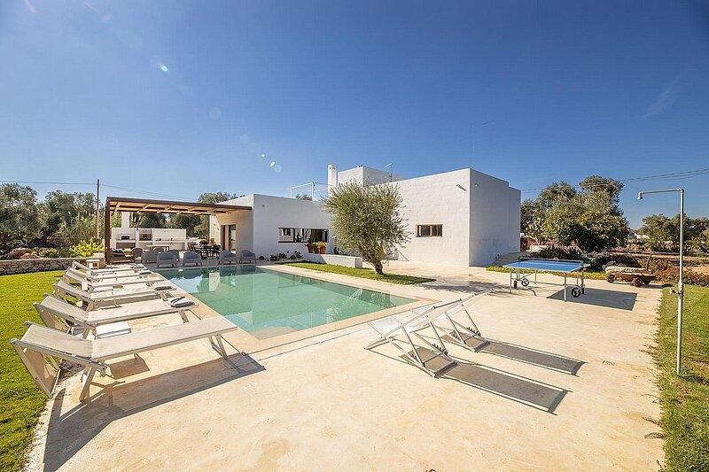 Villa Esteva, vacation rental in Chianchizzo I