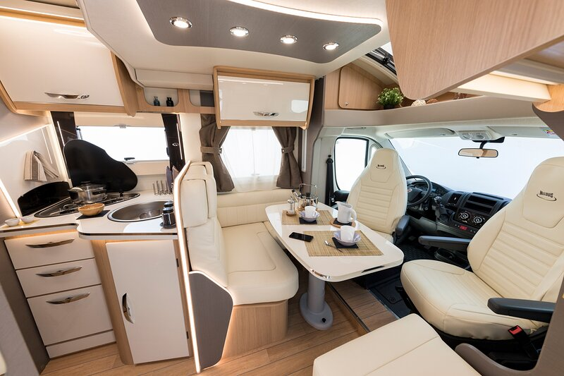 Odyssée Motorhome - Location camping car, vacation rental in Antoing
