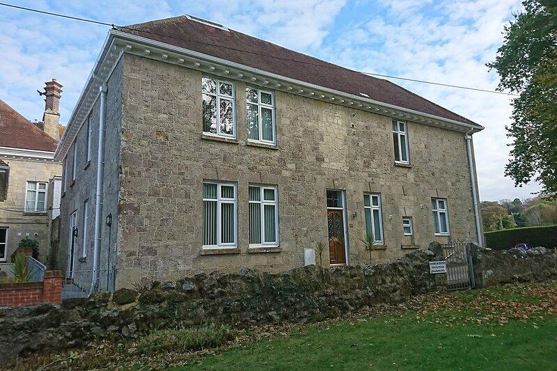 12 Shanklin Manor, casa vacanza a Luccombe