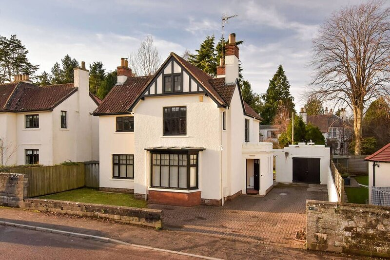 4 Middleshade Road, casa vacanza a St Andrews